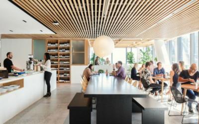 Proyecto de oficinas-residencia para Dropbox en Sydney