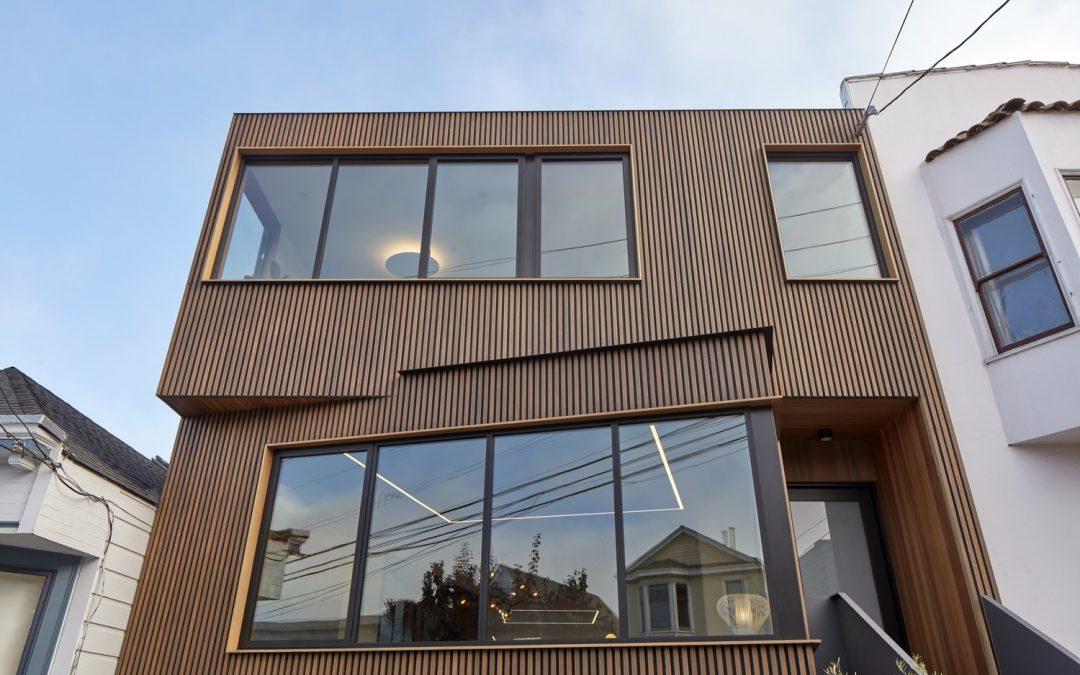 Noe Valley House por IwamotoScott Architecture